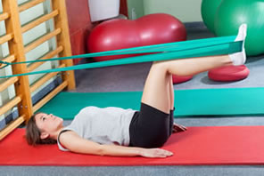 Stabilization / core exercise